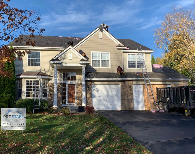 ProStart Construction Home Repair
